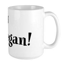 Proud Vegan Mug