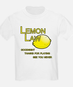 lemon-law T-Shirt