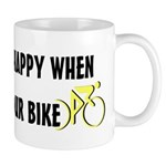 Chasing Your Bike Mug