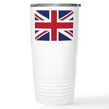 Flag of the United Kingdom Travel Mug