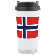 Flag of Noway Travel Coffee Mug