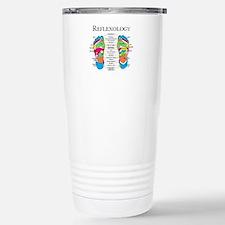 Reflexology Stainless Steel Travel Mug