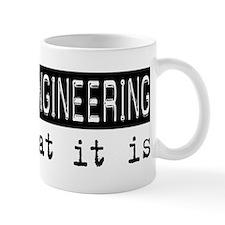 Systems Engineering Is Mug