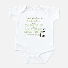 Nature Conservation Infant Bodysuit