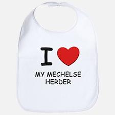 I love MY MECHELSE HERDER Bib