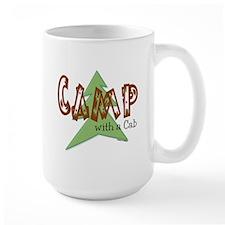 Camp With a Cab Mug