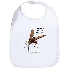 Cute Cicada Bib
