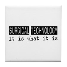 Surgical Technology Is Tile Coaster
