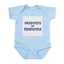 Property of Madonna Infant Creeper