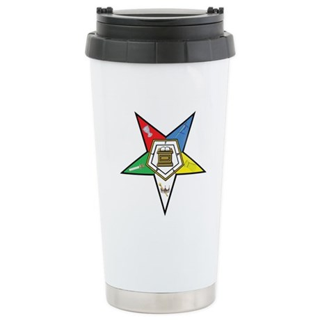 OES Star Stainless Steel Travel Mug