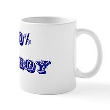 Mug-100% Cowboy