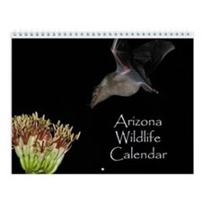 Arizona Wildlife Wall Calendar