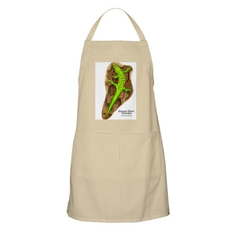 Giant Day Gecko BBQ Apron