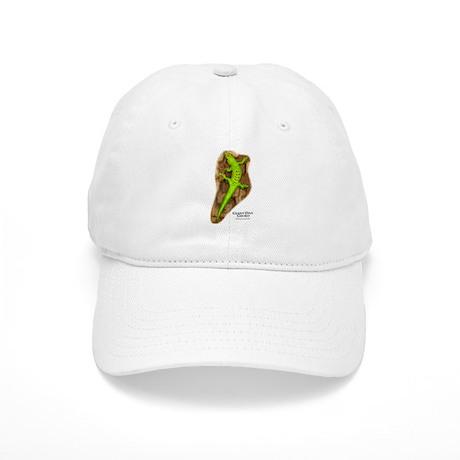 Giant Day Gecko Cap