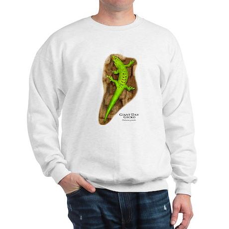 Giant Day Gecko Sweatshirt