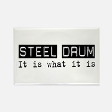 Steel Drum Is Rectangle Magnet (100 pack)