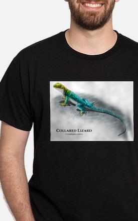 Collared Lizard T-Shirt