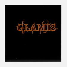 Glamis Imperial Sand Dunes Tile Coaster