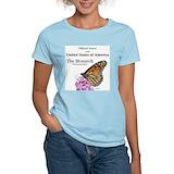 Monarch butterfly Women's Light T-Shirt
