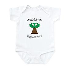 Family Tree Infant Bodysuit