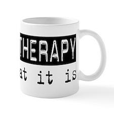 Speech Therapy Is Mug