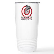 BullsEye Stainless Steel Travel Mug