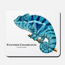 Panther Chameleon Mousepad
