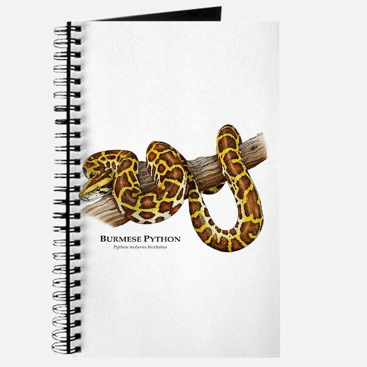 Burmese Python Journal