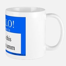 I Know This One... Mug