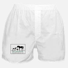 The Last Resort Boxer Shorts