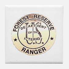 Forest Reserve Tile Coaster