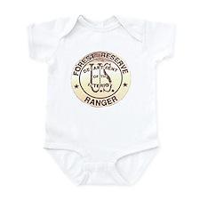 Forest Reserve Infant Bodysuit