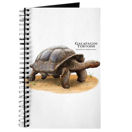 Galapagos Tortoise Journal