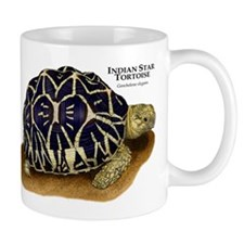 Indian Star Tortoise Mug