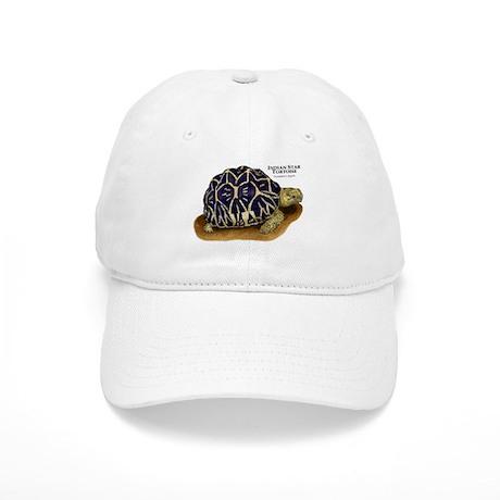 Indian Star Tortoise Cap