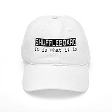 Shuffleboard Is Baseball Cap
