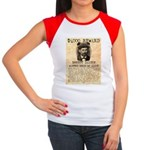 Emmett Dalton Women's Cap Sleeve T-Shirt