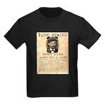 Emmett Dalton Kids Dark T-Shirt