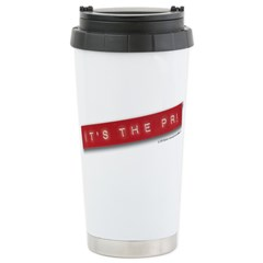 It's The PR! Mug Travel Mug