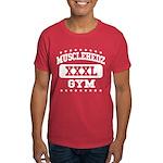 MUSCLEHEDZ XXXL GYM - Red T-Shirt