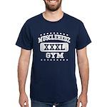 MUSCLEHEDZ XXXL GYM - Navy T-Shirt