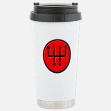Stick shift Travel Mug