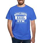 MUSCLEHEDZ XXXL GYM - Royal Blue T-Shirt