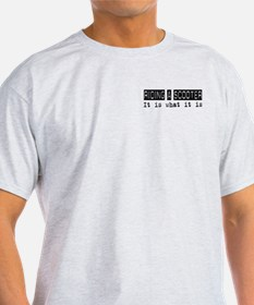 Riding a Scooter Is T-Shirt