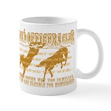 buck'd officers Mug