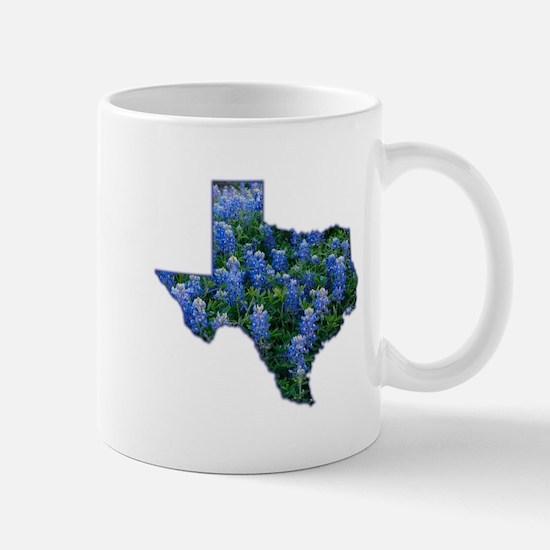 TX Bluebonnets Mug