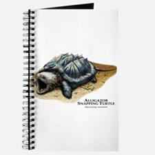 Alligator Snapping Turtle Journal
