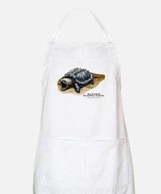 Alligator Snapping Turtle BBQ Apron