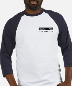 Roofing Is Baseball Jersey
