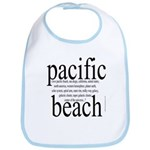 367. pacific beach Bib